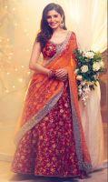Bridal Ethnic Lehanga Cholis