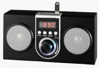 Traditional Look PLL FM radio with BT