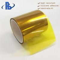Best seller Polyimide film high temperature tape with free sample