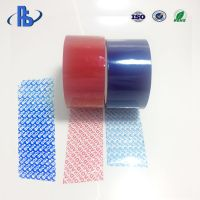 Hot sale Tamper evident security void tape for carton packing