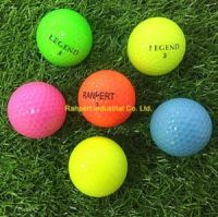 Custom Logo Golf Colorful Balls Gift Balls Newest Style Wholesale