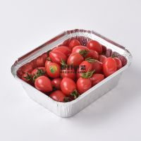 Rectangular Aluminum foil Containers for Takeaway