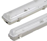 Waterproof T8 Tri-proof Light Fixture