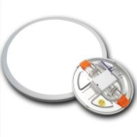Round Recessed LED Panel Light
