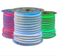 24V IP68 Waterproof LED NEON Flexible Strip Lights 5050 RGBW 5000*12mm
