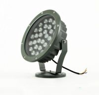 Projector outdoor IP65 waterproof 15w dmx rgb led flood light