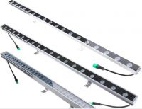 Outdoor Facade Project led linear washer wall light