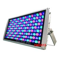 IP65 waterproof dmx rgb outdoor RGB led flood light projector light