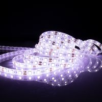 ip65 waterproof led stripe strip light 60 led/m 5050 rope light