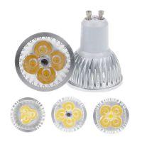 GU10 Led bulbs 3W 4W 5W GU10 MR16 E27 E14 GU5.3 B22 led lamp lighting AC 85-265V Led spot Light