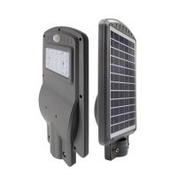 IP65 outdoor mini all in one module motion LED garden solar led street light