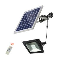 Waterproof Outdoor Street IP65 10w  solar led flood light