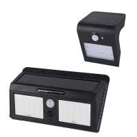 High lumen ip65 outdoor waterproof modern LED garden solar wall lamp light