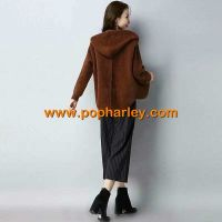 factory wholesale woman coat and jackets