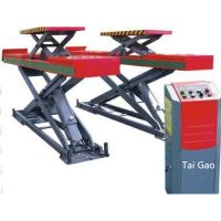 Cheap price and great quality thinner scissor lift hydraulic cylinder car lift