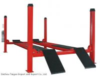 4 post car lifts hydraulic jack / used 4 post car lift for sale / car lift 4 post