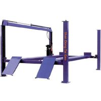 CE chain four post lift/Used 4 post car lift for sale with big discount