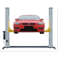 China hot sale 4T hand release hydraulic two post car lift /auto jack lifter with factory price