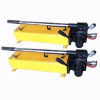 high pressure manual hydraulic pump