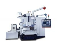High Precision Vertical Double Disc Surface Grinder