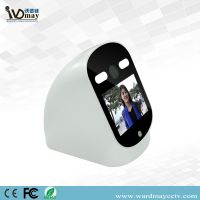 2.0MP Gate Intelligent WDR Face Recognition Camera Support 22400 Face Databases