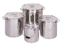 Industrial Isolated Food Carrying Container