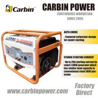 2.8KW SSC Auto-choke Gasoline Generator