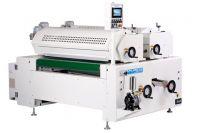 UV roller coating machine for furniture/glass/PVC/HPL