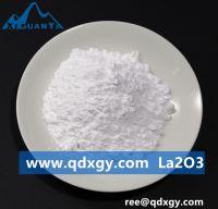 Lanthanum Oxide 4N-5N PSD 0.5-8um CAS1312-81-8