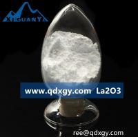 Lanthanum Oxide Powder made in China 99.99%