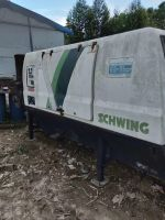 USED SCHWING CONCRETE PUMP