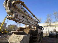 CIFA 37M CONCRETE PUMP VOLVO CHASSIS TRUCK