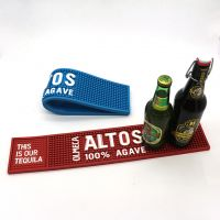 Custom Bar Mats Silicone Drink Rubber Mat PVC Beer Mat