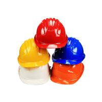 Brand New ABS Material Construction Worker Head Protection Safety Helmet