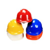 Durable Breathable Type ABS Safety Helmet Work