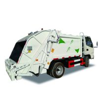 hot sale good quality small 5tons compactor garbage truck price