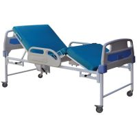 MEDICAL STATIONARY FUNCTIONAL BED WITH HAND DRIVE