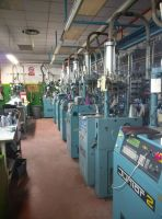 FULL SOCKS FACTORY: KNITTING MACHINES LONATI - KOMET