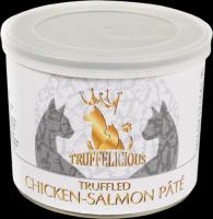Truffled Chicken-Salmon Pate