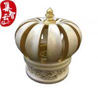 Hotsale Arabic Custom Wooden Crown Incense Burner