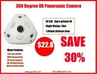 Wifi 360 degree VR Panoramic Camera