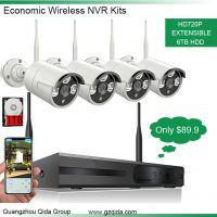 Wireless NVR kit