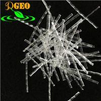 Plastic Propylene Polymer Synthetic Macro Fiber