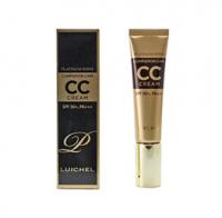 Luichel Platinum Shine CC Cream SPF50+ PA+++ Foundation Korean Beauty Care