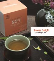 Good Night Tea  / Korea herbal tea / herb tea / organic tea