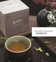Breathing Tea / Korea herbal tea / herb tea / organic tea