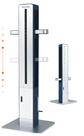 Garden Pole for CCTV [Series AGD 4/6/8 m]