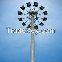 General Steel Pole for Lightening