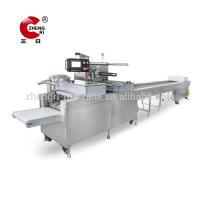 Automatic Disposable Plastic Syringe Paper Blister Packing Machine