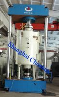 400T hot press furnace